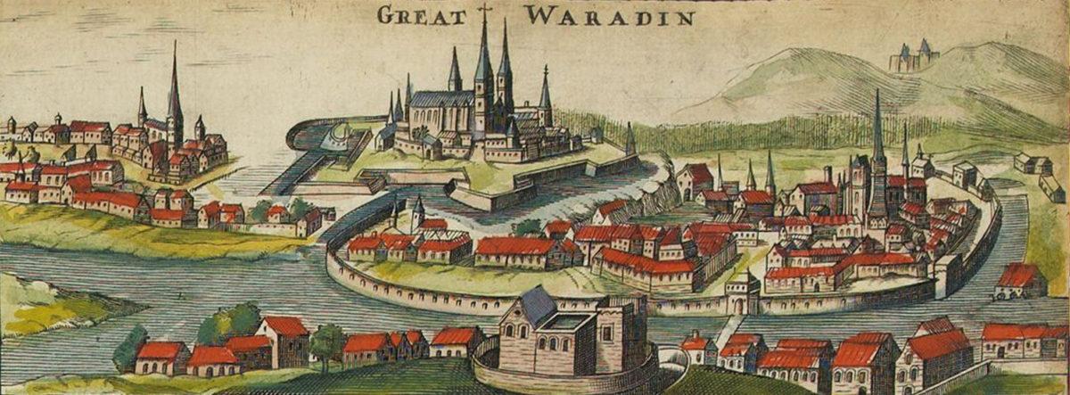 Oradea-Nagyvarad-Grosswardein
